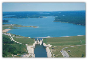 history-lake-shelbyville-illinois-spillway-dam-kaskaskia-river-flood-control-2